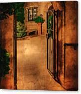 Tlaquepaque Canvas Print
