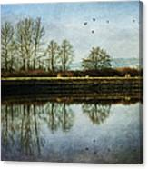 To Stand And Stare - West Coast Art By Jordan Blackstone Canvas Print