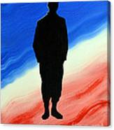 Today's Soldier Canvas Print