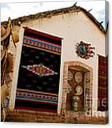 Todos Los Santos Market Canvas Print