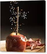 Toffee Apple Canvas Print