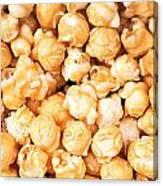 Toffee Popcorn Canvas Print