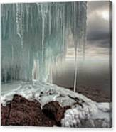 Tofte Oce Formations IIi Canvas Print