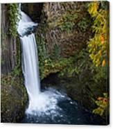 Toketee Waterfall Canvas Print