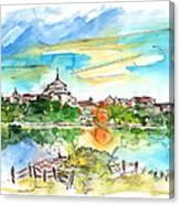 Toledo 03 Canvas Print