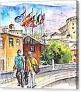 Toledo 04 Canvas Print