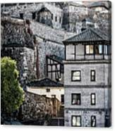 Toledo Hillside Canvas Print