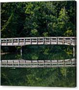 Tolmie Bridge Canvas Print