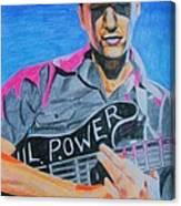 Tom Morello Canvas Print