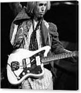 Tom Petty And The Heartbreakers Canvas Print