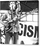Tom Robinson Band Canvas Print