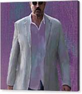 Tom Selleck Canvas Print