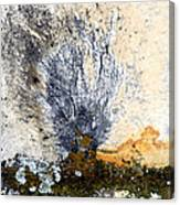 Tombstone Abstract Canvas Print