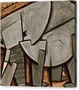 Tommervik Abstract  Elephant Art Print Canvas Print