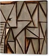Tommervik Triangle Elephant Art Print Canvas Print