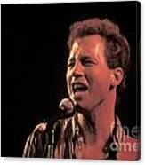 Musician Tommy Tutone Canvas Print