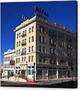 Tonopah Nevada - Mizpah Hotel Canvas Print