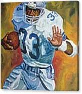 Tony Dorsett - Dallas Cowboys  Canvas Print