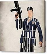 Tony Montana - Al Pacino Canvas Print