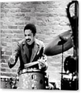 Tony Williams At The Penthouse Canvas Print