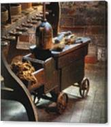 Tool Cart Canvas Print