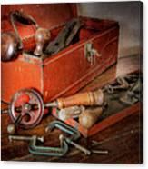 Toolbox 1 Canvas Print