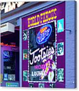Tootsies Nashville Canvas Print