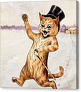 Top Cat Canvas Print