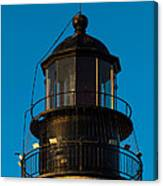 Top Of The Key West Lighthouse  Canvas Print