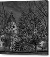 Topeka Capital Canvas Print