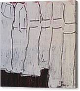 Toques And Woks Canvas Print
