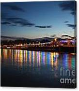 Torbay Nights Canvas Print