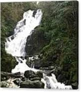 Torc Falls Ireland Canvas Print