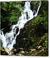 Torc Waterfall Canvas Print
