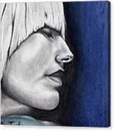Tori Amos As Isabel Canvas Print
