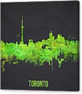 Toronto Canada Canvas Print