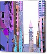 Toronto Old City Hall Canvas Print