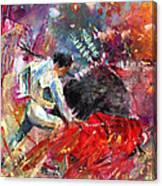 Toroscape 11 Canvas Print