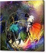Toroscape 20 Canvas Print