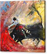 Toroscape 46 Canvas Print