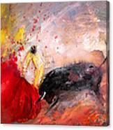 Toroscape 48 Canvas Print