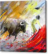 Toroscape 50 Canvas Print