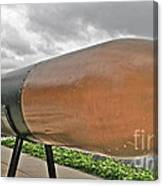 Torpedo Canvas Print