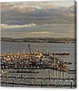 Torquay Panorama Canvas Print