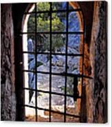 Torre Des Savinar Canvas Print
