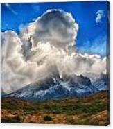 Torres Del Paine 2 Canvas Print