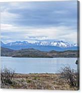 Torres Del Paine National Park Canvas Print