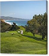 Torrey Pines Golf Course North 6th Hole Canvas Print