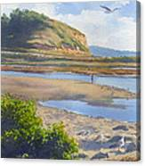 Torrey Pines Inlet Canvas Print