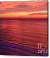 Torrey Pines Twilight Canvas Print